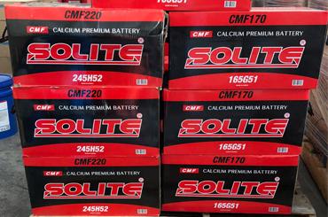 Warehouse- solite